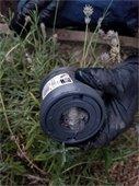 Clogged grinder pump