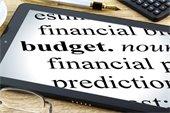 budget, noun