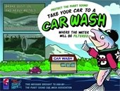 Protect the Puget Sound - Take Your Car to a Car Wash