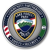 LFP Police Department badge