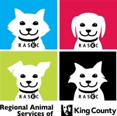 Regional Animal Services of King County Logo