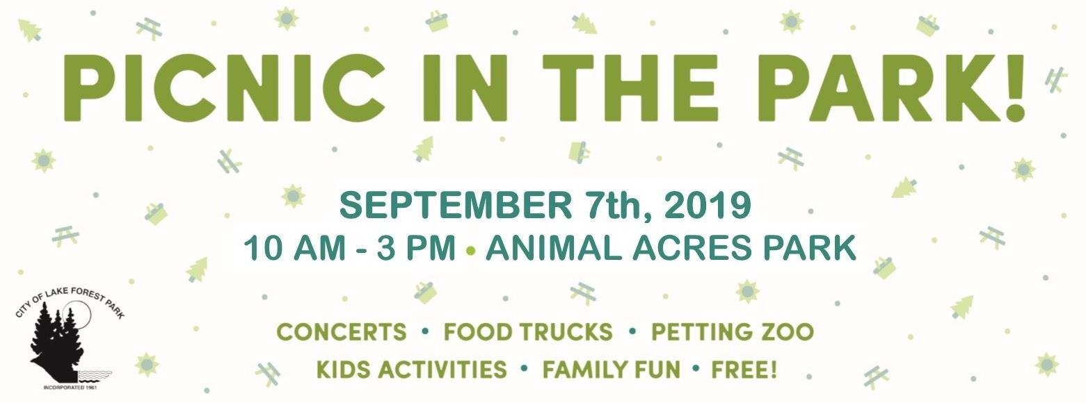 2019 Media Picnic in the Park
