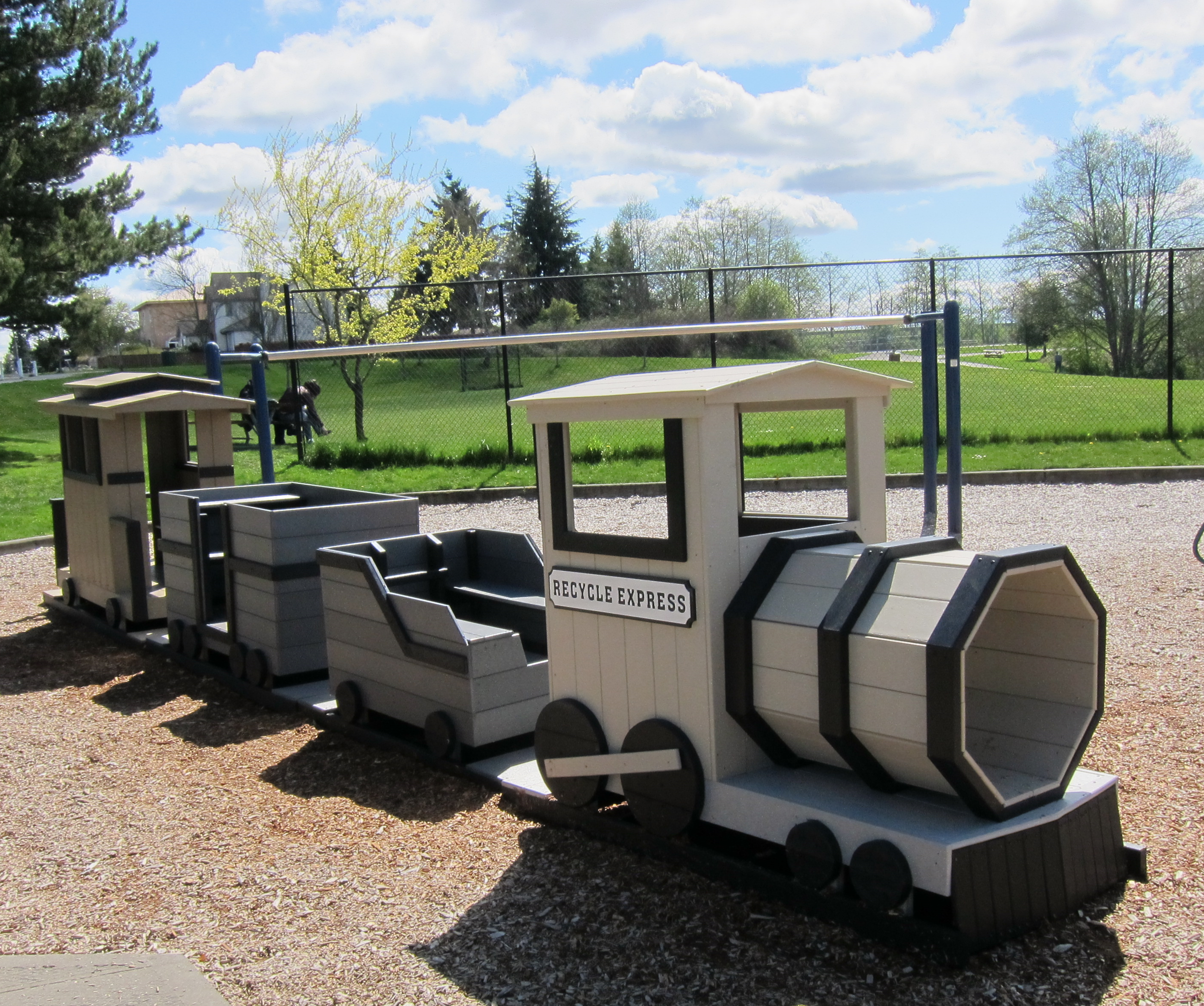 Horizon View Park Train