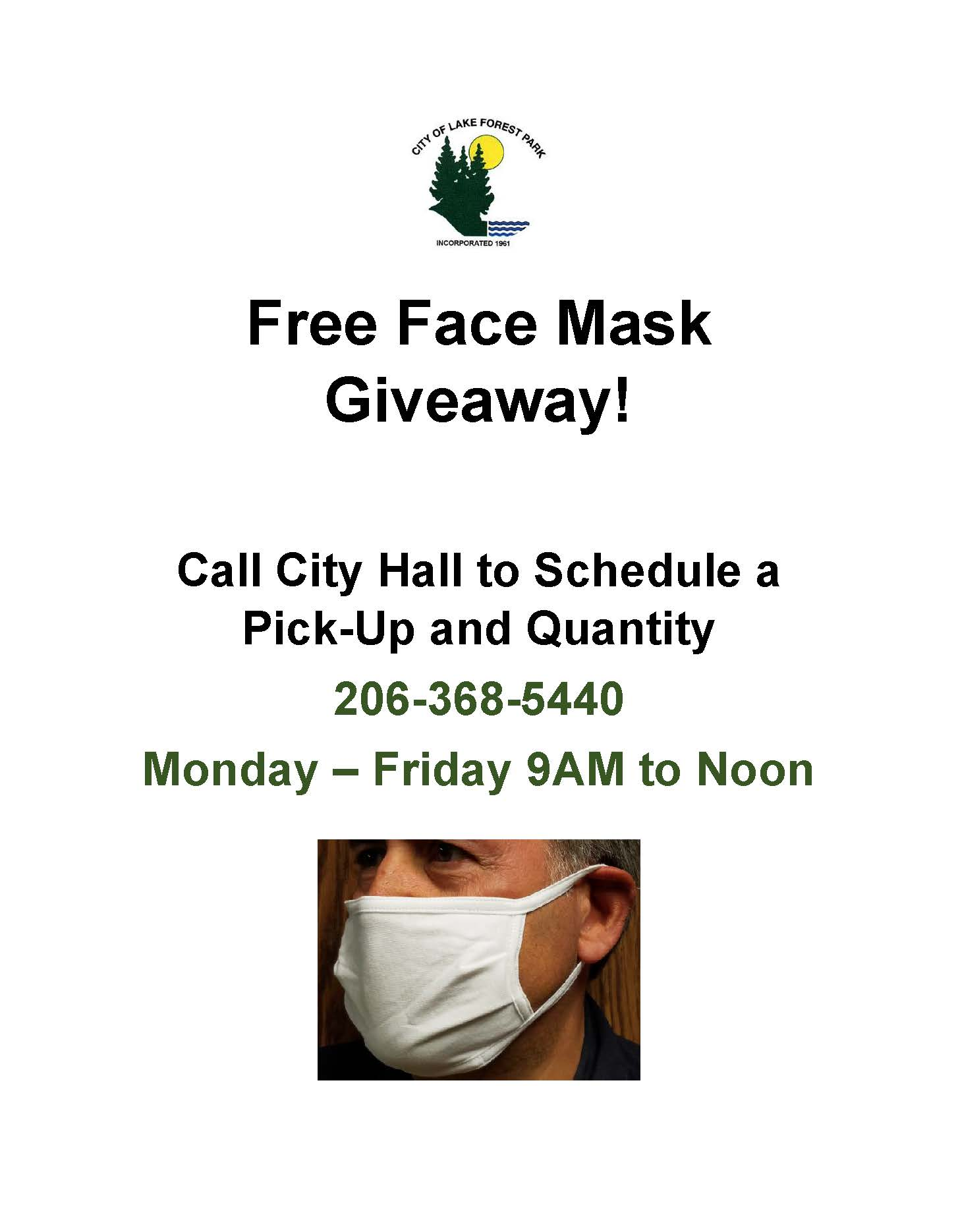 2-22 Face Mask Giveaway