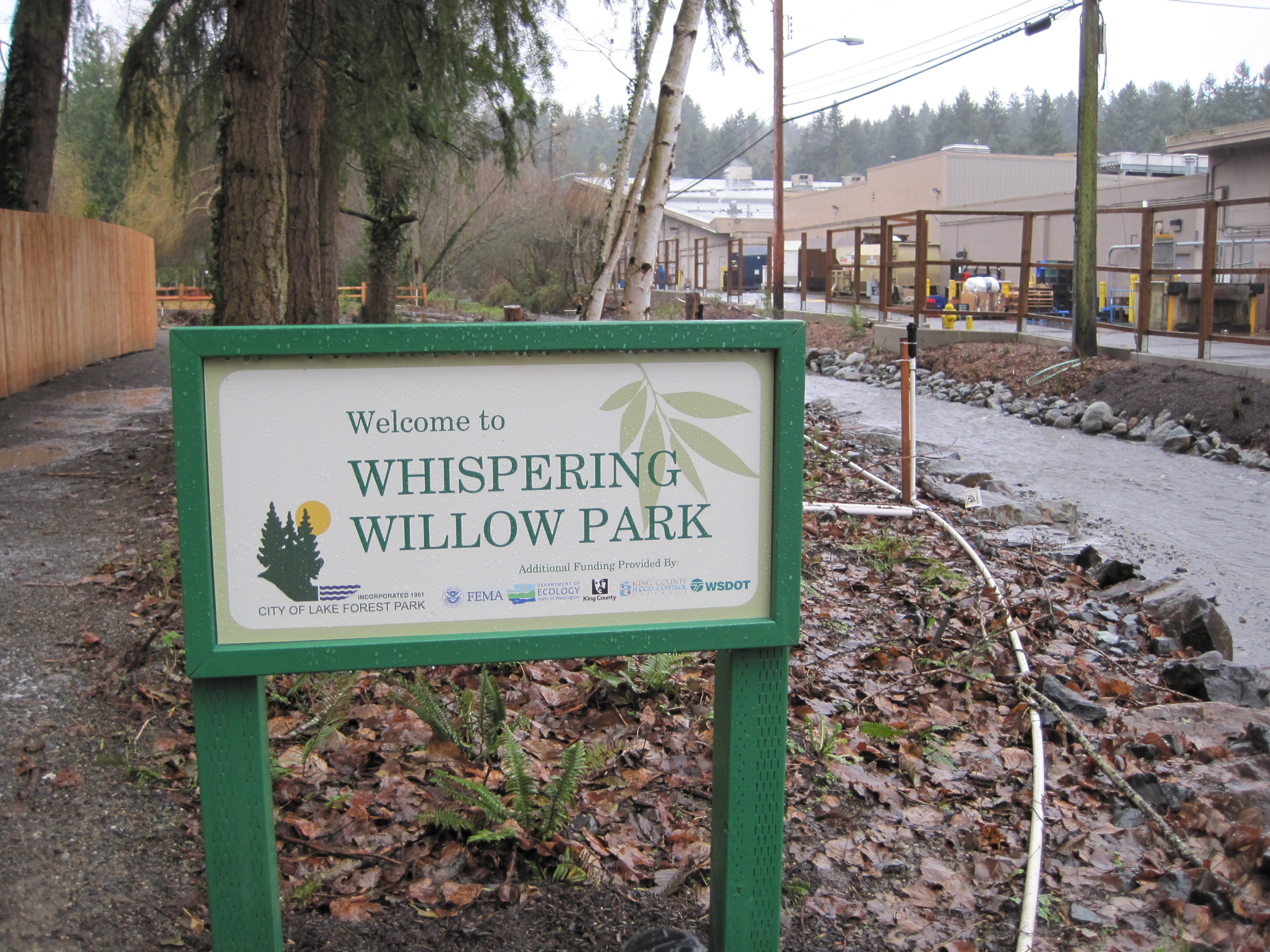 Whispering Willow Park